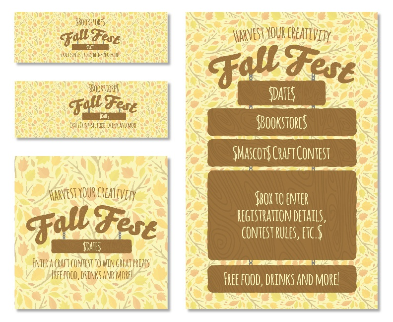 Download: all Fall Fest marketing materials