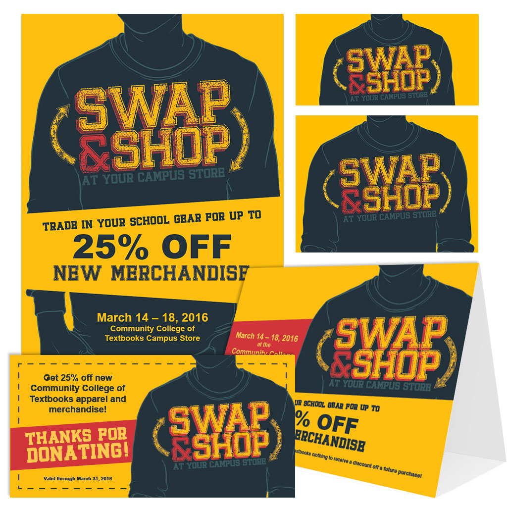 Download: all Swap & Shop marketing materials