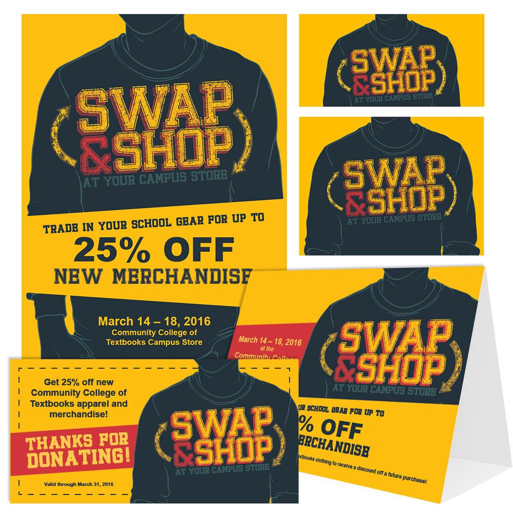 Download: all Swap & Shop marketing materials