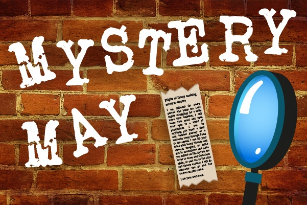 Mystery May: Monthly Marketing Plan