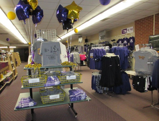 OBU Campus Store Expands Retail Operation by Outsourcing Textbooks