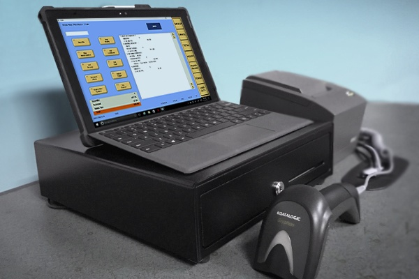Untether Your Point of Service with the MBS POS on Microsoft Surface Pro