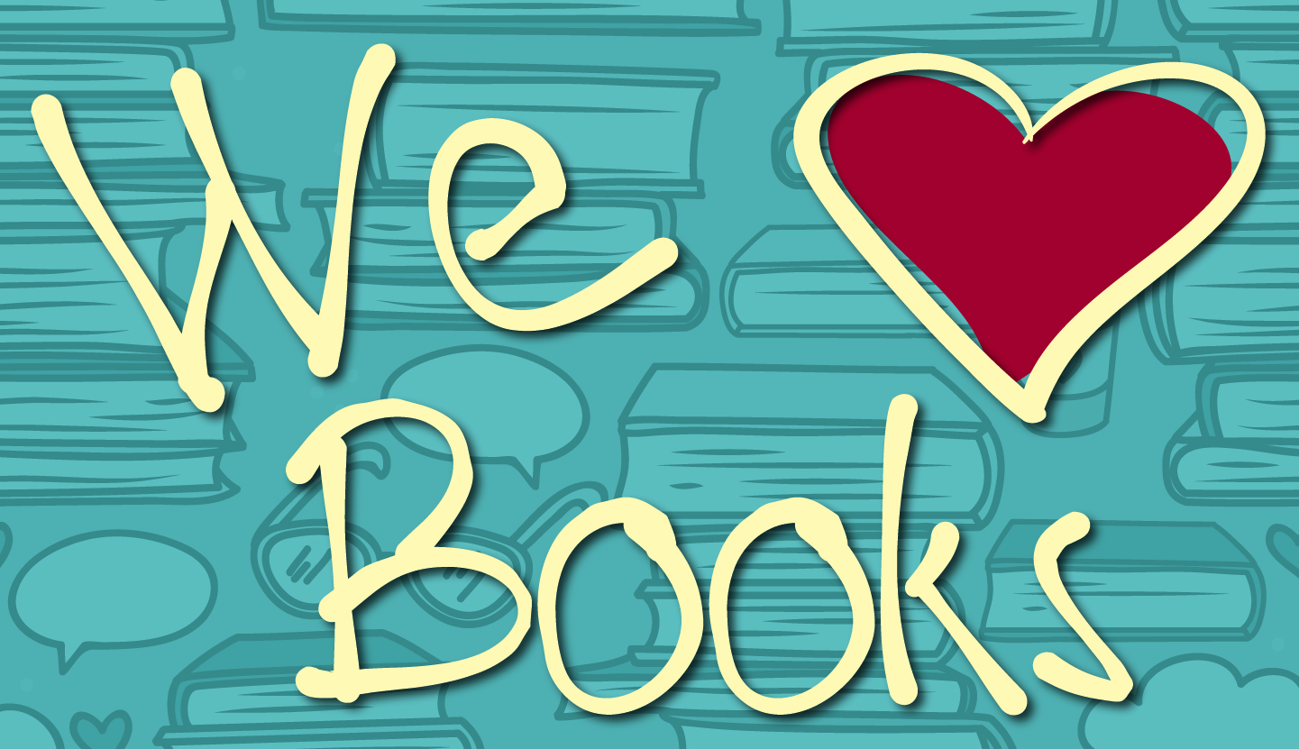Download: We Love Books marketing kit