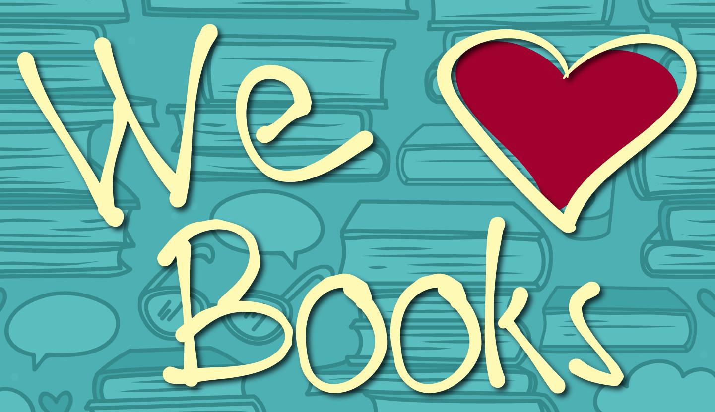 Download: We Love Books marketing kit