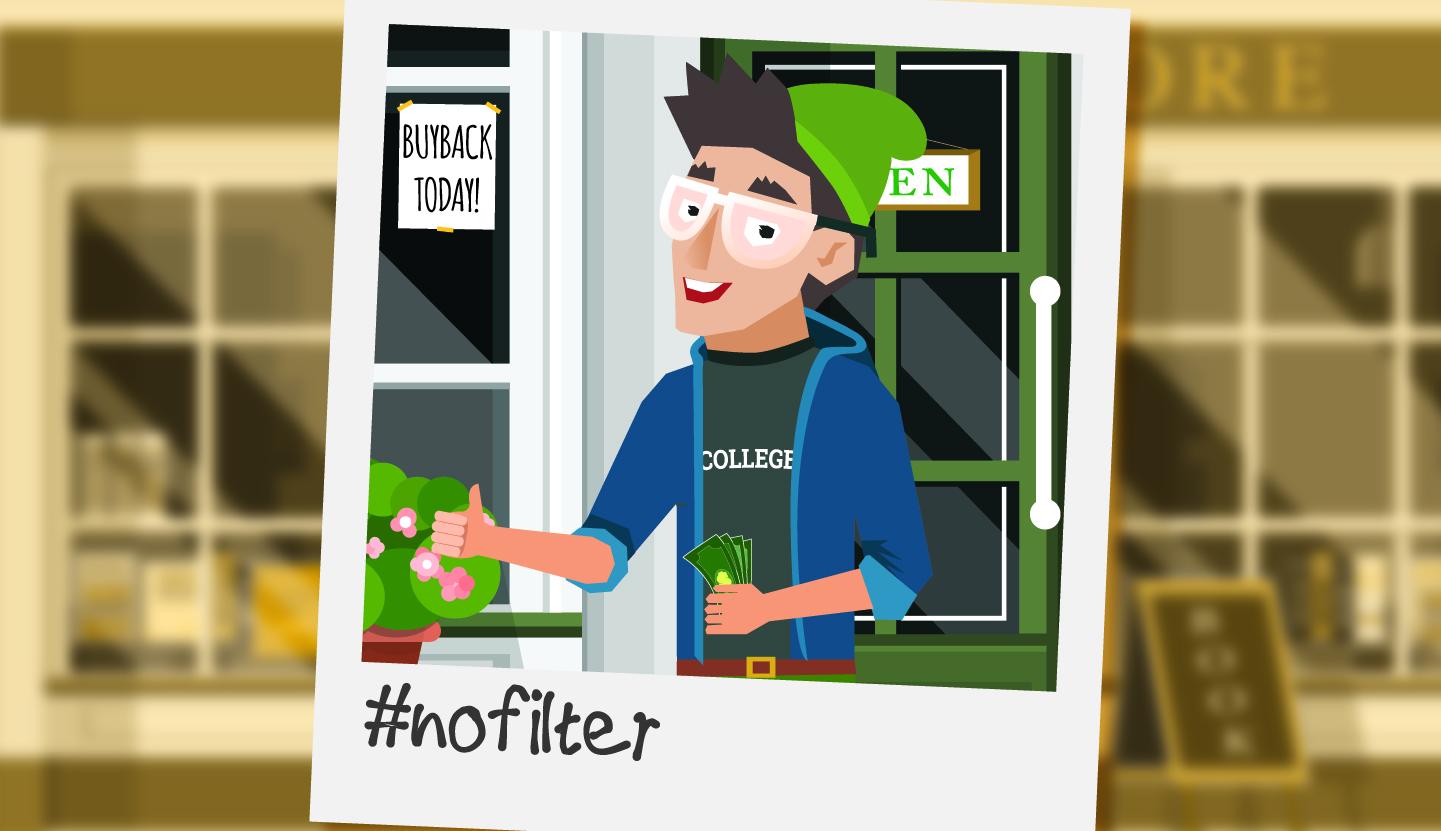 Download: #nofilter marketing kit