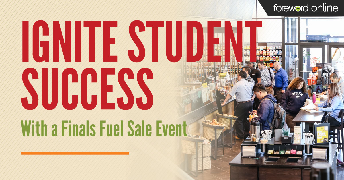 Ignite Student Success With a Finals Fuel Sale Event