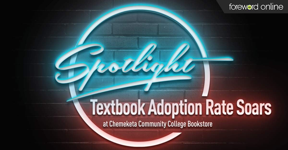 Spotlight: Textbook Adoption Rate Soars at Chemeketa Community College Bookstore