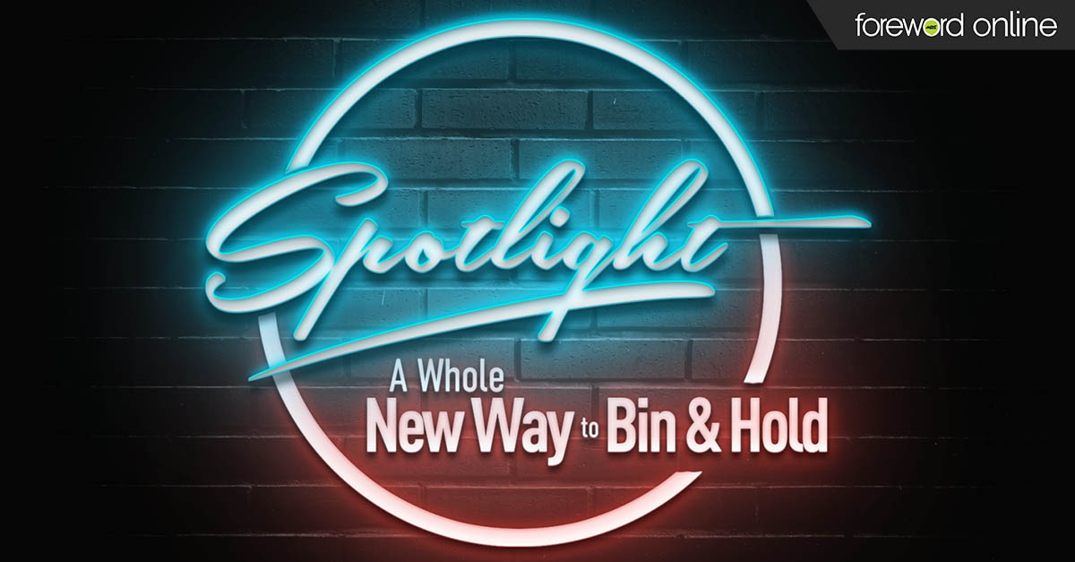 Spotlight Interview: A Whole New Way to Bin and Hold