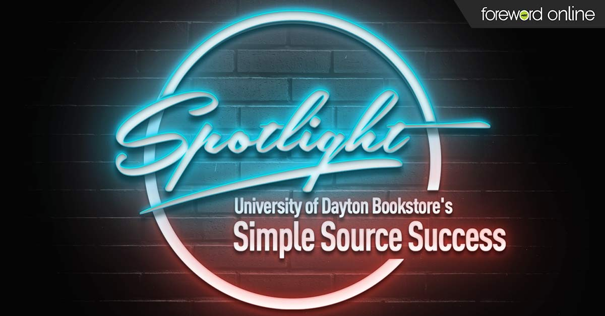 Spotlight: University of Dayton Bookstore's SimpleSource Success