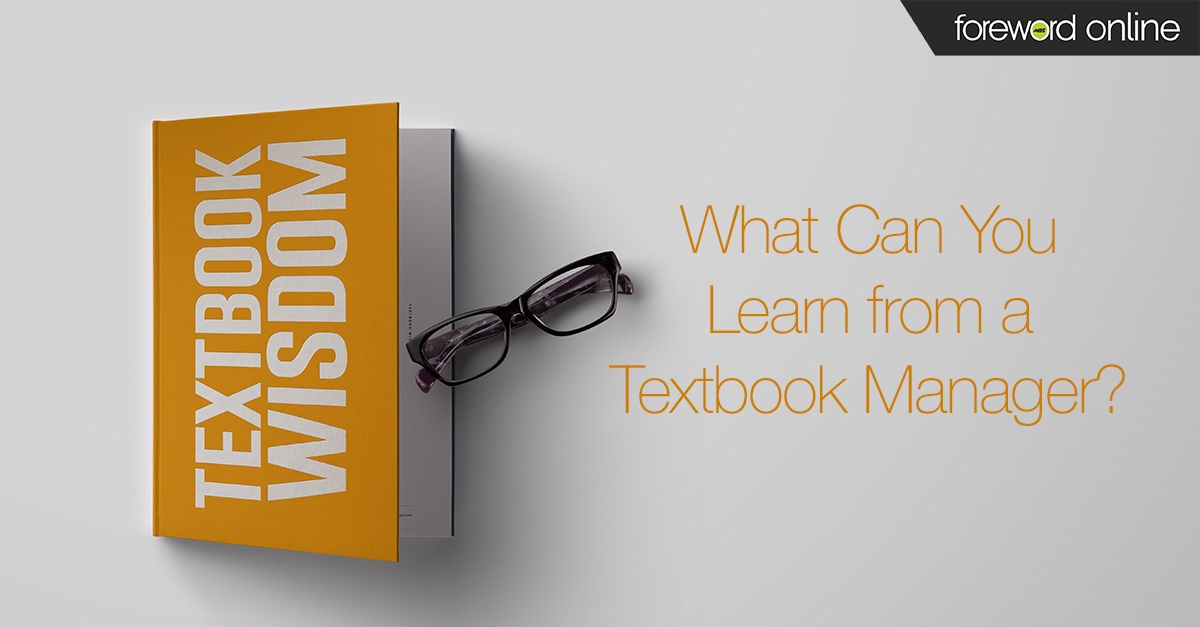 Textbook Wisdom: What Can You Learn from a Textbook Manager?