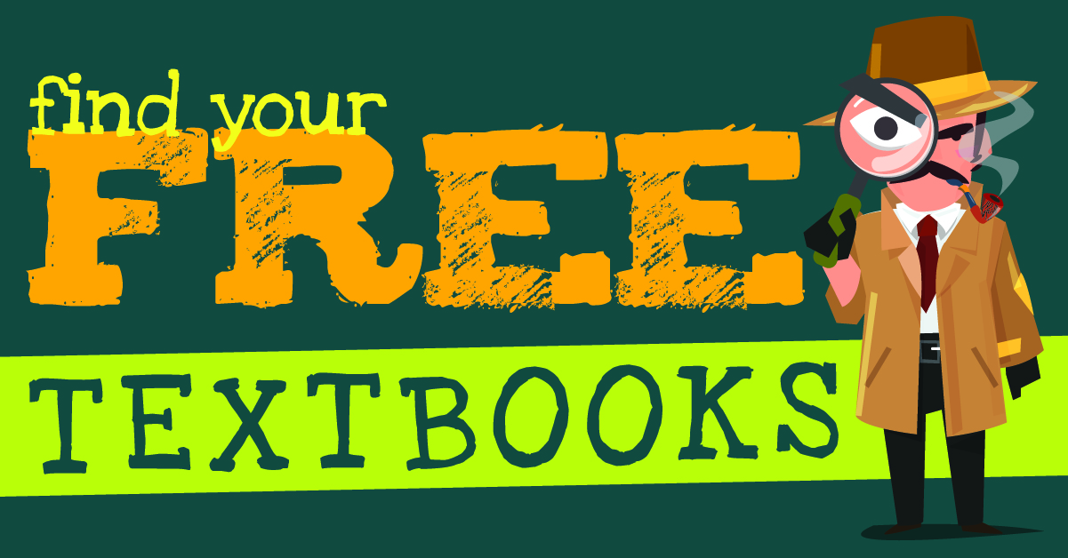 December 2016: Win FREE Textbooks for a Term
