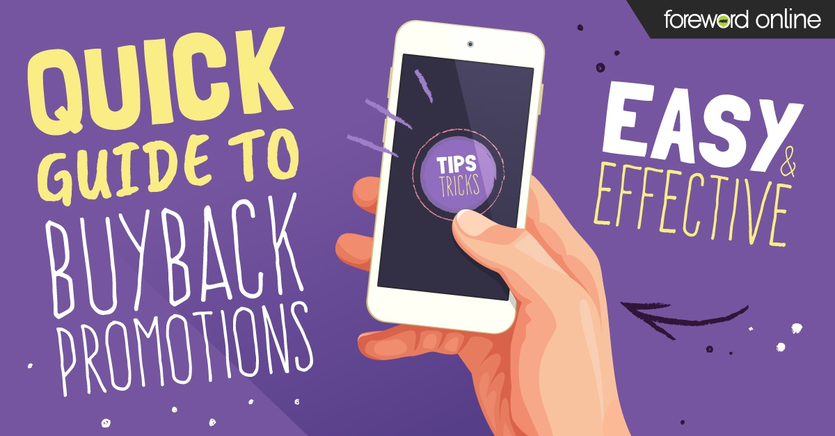 A Quick Guide to Last-Minute Buyback Promotions