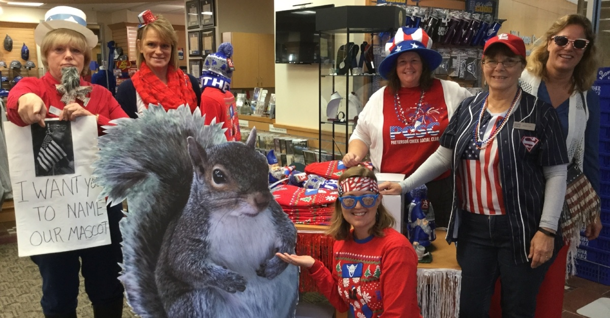Luther College Book Shop Goes Nutty; Doubles Sales