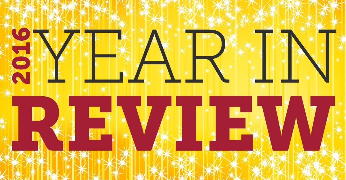 Greatest Hits of 2016: A Look Back at Foreword Online's Best Posts